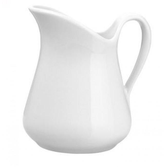Pot Mehun blanc 100cl en porcelaine - Pillivuyt