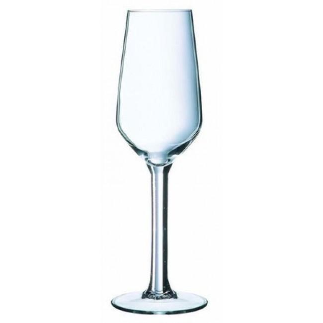 Flûte à champagne 18cl - Lot de 6 - Linéal - Arcoroc