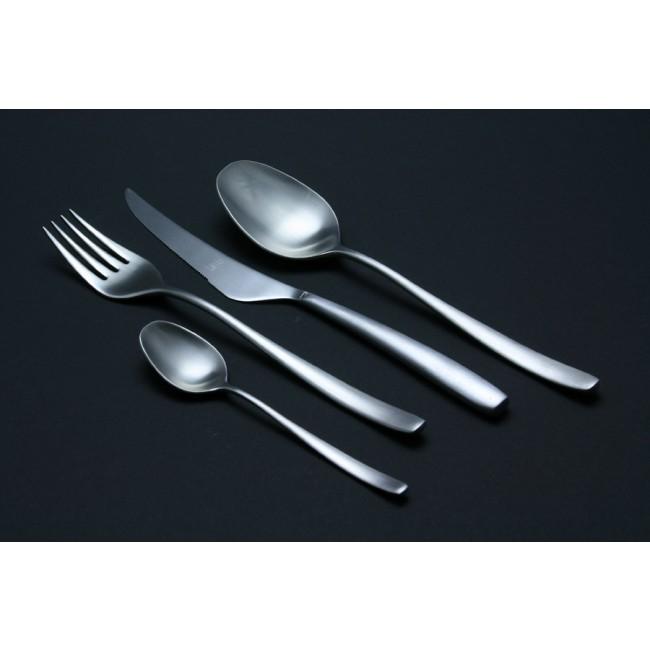 Cuillère de service à salade en inox 18/10 - Avangarde brossé Ice - Mepra