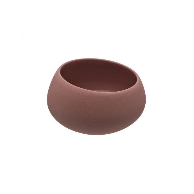 Mini bol gourmet 7cl rose sable - A l'unité - Bahia - Guy Degrenne