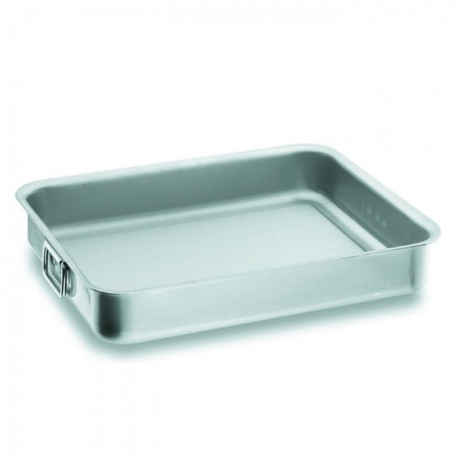 Plat à rôtir en inox 18/10 - 70x45cm - Chef Classic - Lacor
