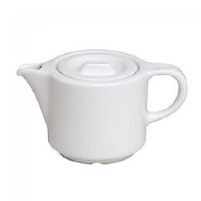 Théière Europe blanche 35cl en porcelaine - Europe - Pillivuyt