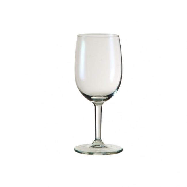 Verre à vin 24cl transparent - vin rouge - Lot de 6 - Elite - Durobor