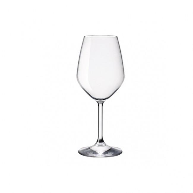 Verre à vin blanc 42.5cl transparent - Lot de 2 - Restaurant - Bormioli Rocco