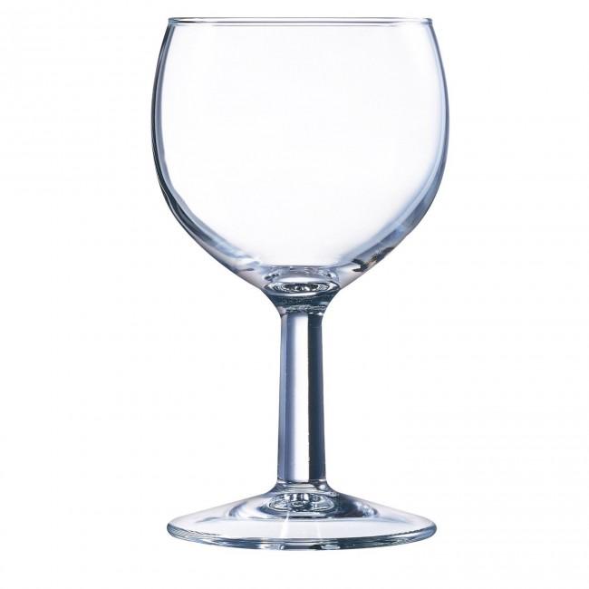 Verre a vin a pied ballon 19cl transparent - The Must - Arcoroc