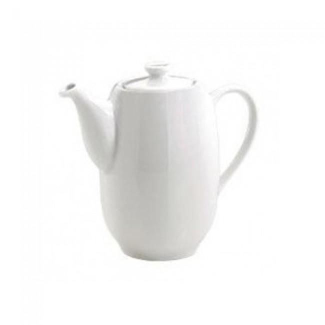 Verseuse blanche 35cl en porcelaine
