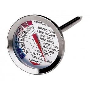 Thermomètre à rôti - De 54°C à 88°C - Paderno