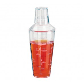 Shaker 56cl - Acrylique - Paderno