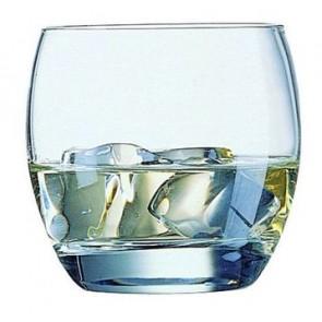 Verre à eau transparent - forme basse 32cl - Lot de 6 - Salto - Arcoroc