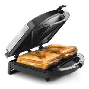 Appareil à croque-monsieur - sandwich en triangle - Croque-monsieur - Lacor