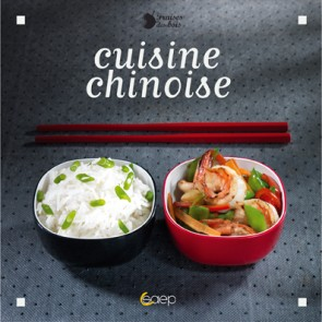 """Livre """"Cuisine Chinoise"""" - 64 pages"""