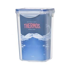 Boite hermétique plastique 1.3L rectangulaire - Airtight Thermos