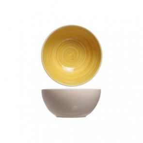 Bol rond beige et jaune 14.5cm - A l'unité - Turbolino - Cosy & Trendy