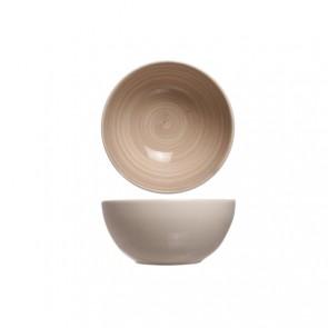 Bol rond beige et marron 14.5cm - A l'unité - Turbolino - Cosy & Trendy