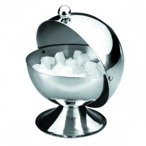 Boule à sucre - sucrier 13cm inox