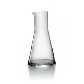 Carafe en cristallin soufflé 100cl avec bec verseur - A l'unité - Conica - Luigi Bormioli