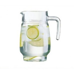Broc en verre - carafe pichet 160cl - A l'unité - Tivoli - Arcoroc