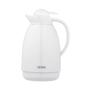 Carafe isotherme inox 1L blanche - Patio - Thermos