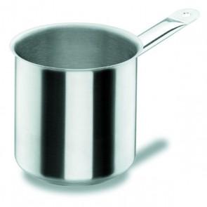 Casserole bain-marie avec fond en inox 18/10 - Ø 16 cm - Chef Classic - Lacor