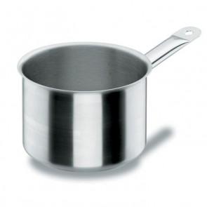 Casserole haute induction en inox 18/10 - Ø 24 cm - Chef Classic - Lacor
