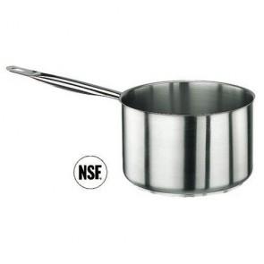 Casserole haute induction en inox 18/10 - Ø 24 cm - Série 1000 - Paderno