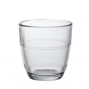 Gobelet 22cl en verre trempé - Lot de 6 - Gigogne - Duralex
