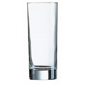 Gobelet forme haute - verre longdrink 31cl - Lot de 6 - Islande - Arcoroc