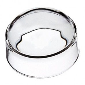 Cloche pour beurrier ou confiturier en verre pressé - A l'unité - Beurrier - La Rochère