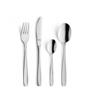 Ménagère 24 pièces en inox 18/0 de 1.8mm finition miroir – Hotel – Amefa