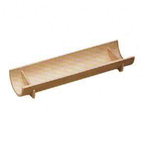 Mini plat rectangulaire en bamboo 6 x 20 x 3cm - Kobe - AZ boutique