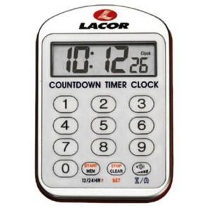 Minuteur de cuisine avec alarme - Minuteurs - Lacor