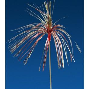 Pique décoration palmier coloré pour glace 23,5cm - Lot de 100 - Décorations glace - AZ boutique