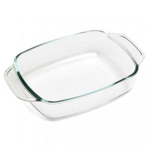 Plat à four rectangulaire en verre 27 x 17cm - 500° - Cosy & Trendy