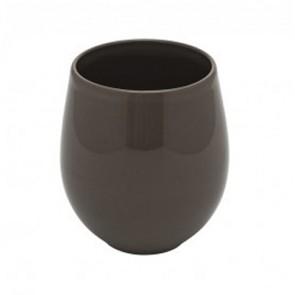 Mug à thé 38cl en grès basalte - A l'unité - Bahia - Guy Degrenne