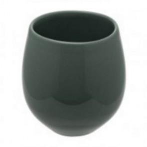 Mug à thé 38cl en grès vert argile - A l'unité - Bahia - Guy Degrenne