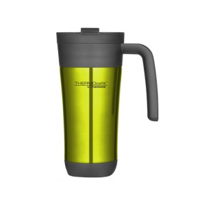 Travel Mug isotherme 42.5cl lime- Thermocafé - Thermos