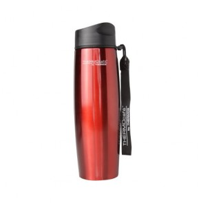Mug tumbler isotherme 50cl rouge avec dragonne - Urban - Thermos