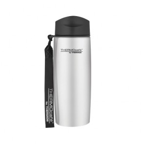 Mug tumbler isotherme 35cl inox avec dragonne - Urban - Thermos