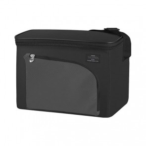 Sac isotherme/Cooler bag 4L 6 can noir - Cameron - Thermos
