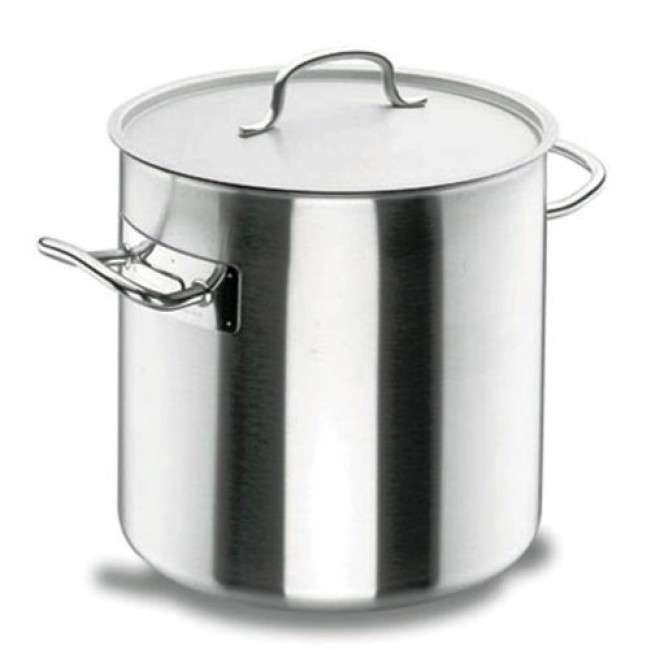 Marmite traiteur induction à couvercle inox 18/10 - Ø 36 cm - Chef Classic - Lacor