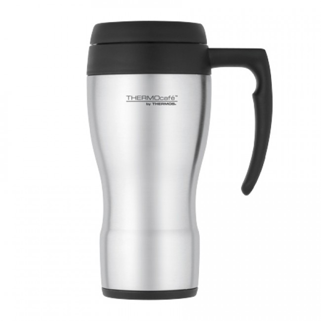 travel mug isotherme 45cl inox thermocaf thermos. Black Bedroom Furniture Sets. Home Design Ideas
