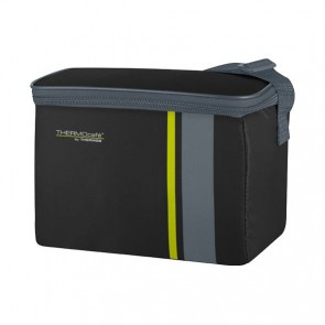Sac isotherme 4L noir et lime - Neo - Thermos