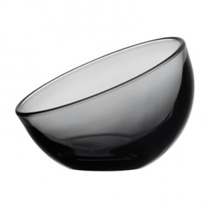Coupe à glace anthracite 13cl - Lot de 6 - Bubble - La Rochère