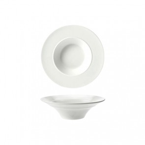 Saladier rond 19cm blanc - Rings - Cosy & Trendy