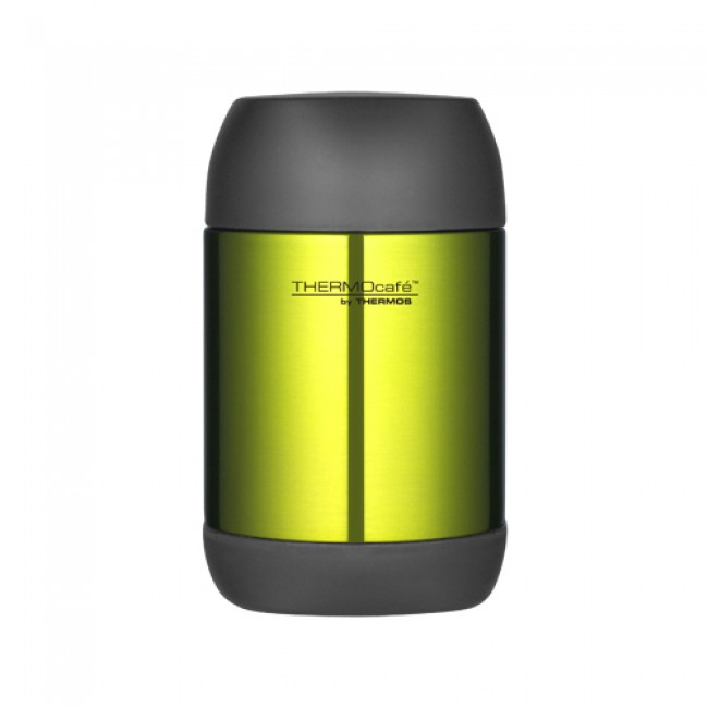 porte aliment isotherme 50cl lime thermocaf thermos. Black Bedroom Furniture Sets. Home Design Ideas