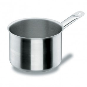 Casserole haute induction en inox 18/10 - Ø 24 cm - Chef Classic - Lacor