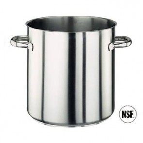 Marmite traiteur induction en inox 18/10 - Ø 24 cm - Série 1000 - Paderno