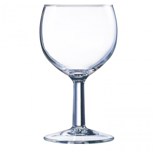 Verre a vin a pied ballon 19cl transparent - The Must - Arcoroc