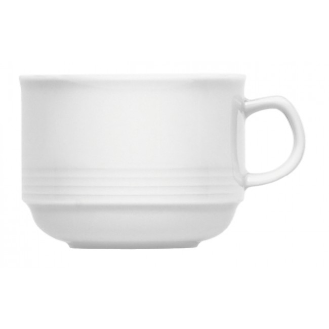 Tasse empilable blanche 27cl