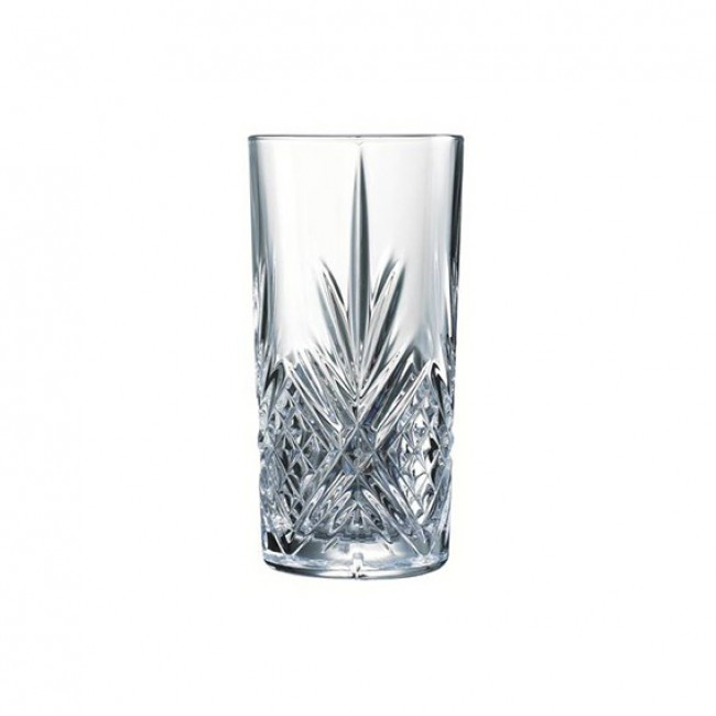 Verre à cocktail - Tumbler - Long Drink - 45cl - Lot de 6 - Broadway - Arcoroc